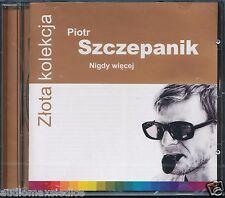 Piotr Szczepanik Złota Kolekcja NIGDY WIĘCEJ Polish Singer
