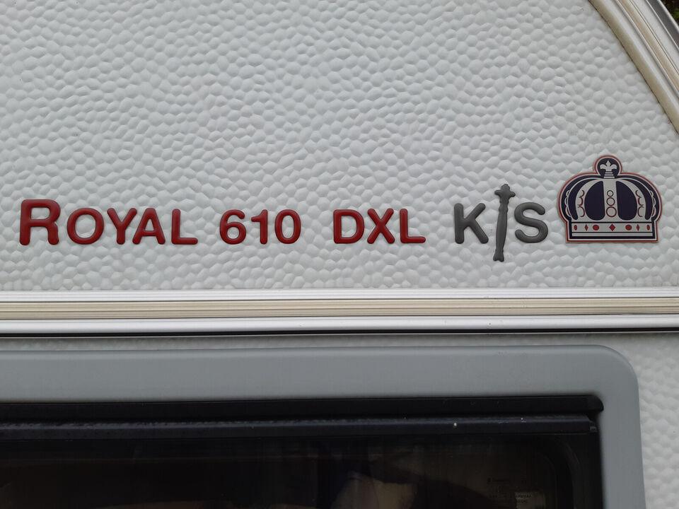 2009 Kabe Royal 610 topmodel..AFHENTNING CVR