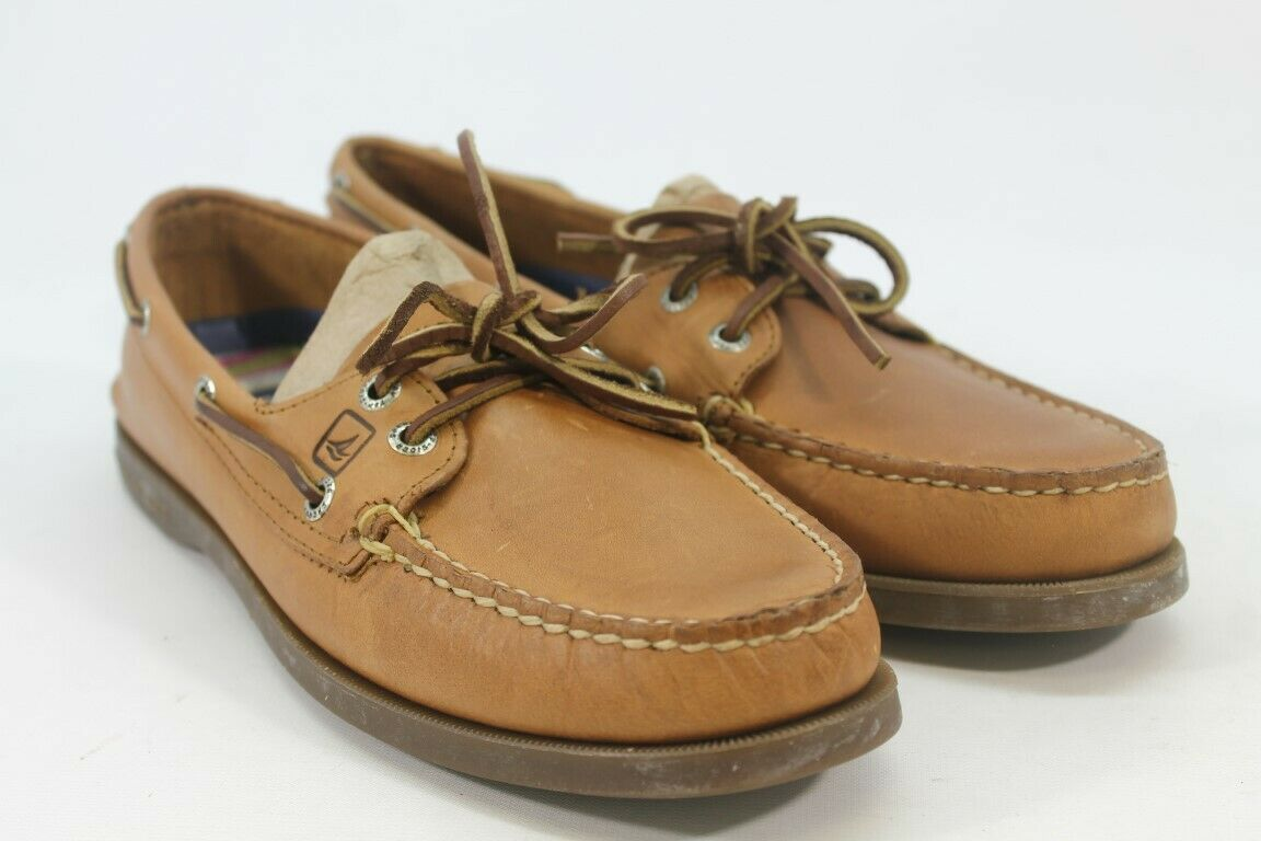 Sperry-Top Sider Authentic Original Women's Sahara Boat Shoes 10M (ZAP12490)
