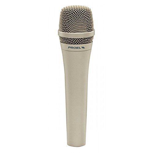 Microfono PROEL DM585 dinamico professionale ad ad ad alta sensibilità  compras de moda online