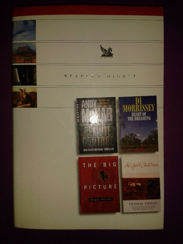 Reader's Digest Select Editions - Remote Control - Andy McNab.