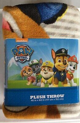 Nickelodeon PAW Patrol Make The Leap Microraschel Throw
