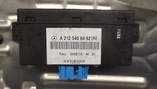 Mercedes E220CDI W212 E-KlasseSteuergerät Airmatic A2125406462