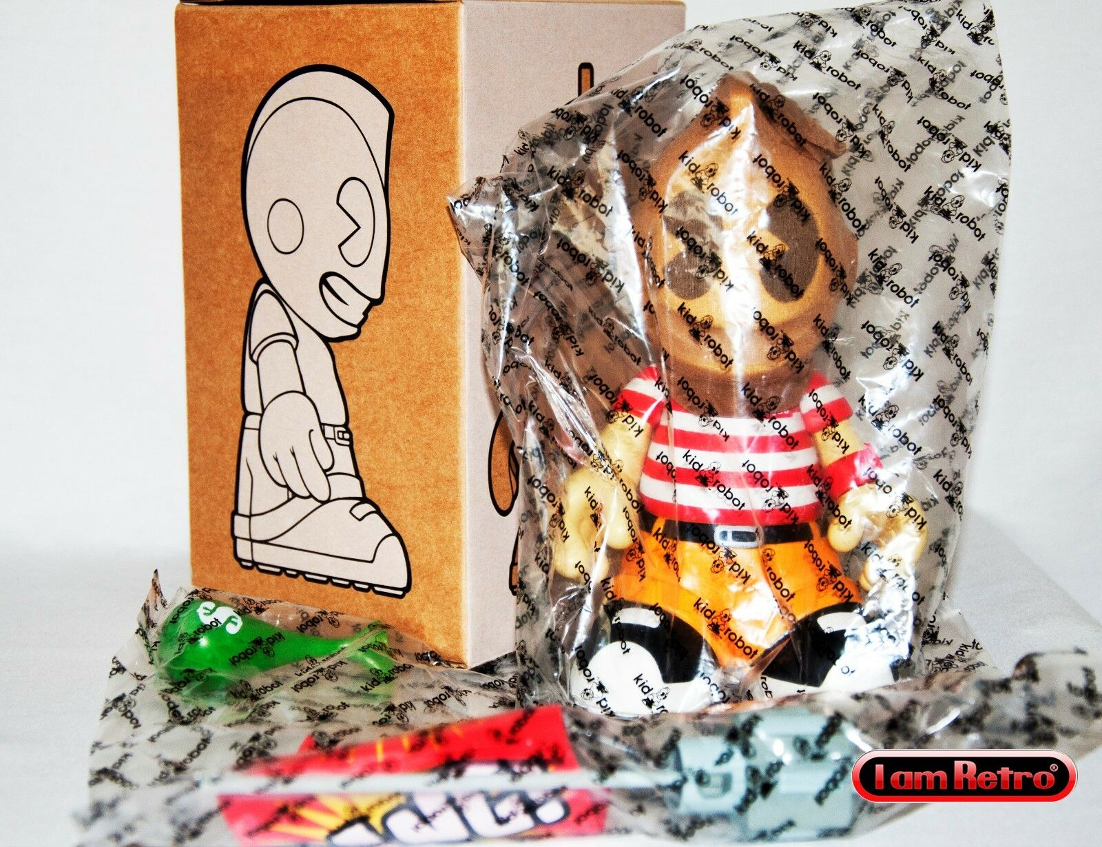 ganancia cero Kidrobber Kidrobber Kidrobber mascota de Tristan Eaton x Kidrobot 100 piezas hechas Extremadamente Raro  Ahorre 60% de descuento y envío rápido a todo el mundo.