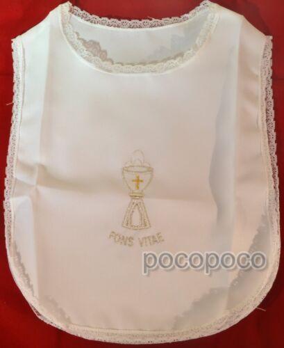 109 CAMICINA BATTESIMALE NEONATO NANCY BABY ART