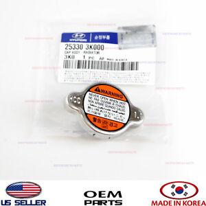 Genuine Hyundai 25330-3K000 Radiator Cap Assembly