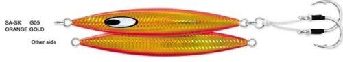7//0 Free Shipping within US Daiwa Saltiga SK Jigs 4oz 110g