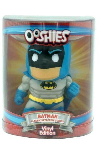 Nouveau Ooshies Série DC Comics 2 Batman Detective classique 4 in Vinyl Edition difficile à trouver environ 10.16 cm