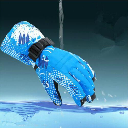 Winter Sports Warm Waterproof Snow Motorcycle Snowmobile Snowboard Ski Gloves
