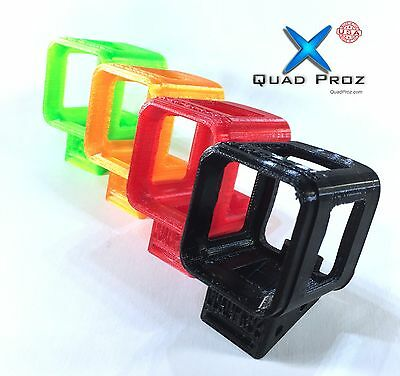 GoPro Session 4//5 SJCAM M10 Protector Case Protective Cover For FPV Racer  Drone