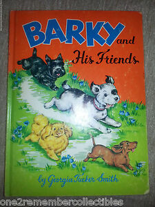 Childrens book about a dog