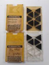 Kennametal Tpg432t Tpgn220408t K090 Ceramic Inserts 15 Inserts