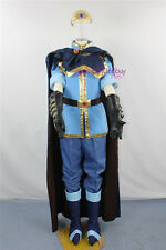 Fire Emblem Super Smash Brothers Brawl Marth cosplay costume boot cover headwear