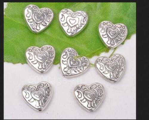Wholesale Mixed Tibetan Silver Beads Spacer Jewelry Bracelet necklace bead