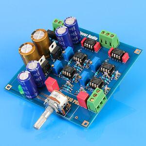 HIFI Pre-AMP Preamplifier Kit for Audiophile DIY ...