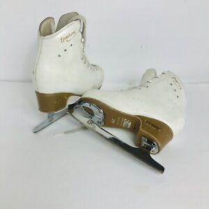 Edea-Womens-Overture-Figure-Ice-Skates-Made-In-Italy-Size-210-Ace-Blades