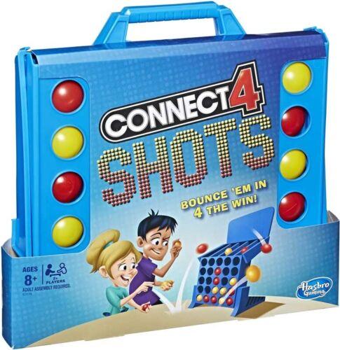 CONNECT 4 SHOTS