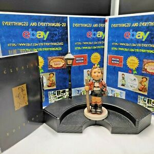 Goebel Hummel Country Suitor #760 TMK7 Figurine - Mint in Box