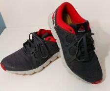c1fce286e2e9 item 2 Reebok Hexaffect Run 4.0 Gym Running Sneaker Mens Size 9 Ash Grey Riot  Red  EUC  -Reebok Hexaffect Run 4.0 Gym Running Sneaker Mens Size 9 Ash  Grey ...