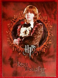 HARRY-POTTER-amp-GOBLET-OF-FIRE-Card-03-RUPERT-GRINT-CARDS-INC-2005