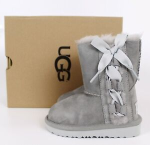 07189be9313 NEW UGG Pala Water-Resistant Genuine Shearling Boot, Grey, size 6/7 ...
