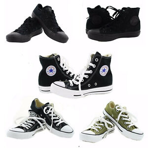 82abd5ba8a65 Image is loading Converse-Chucks-All-Star-Chuck-Taylor-Canvas-Casual-