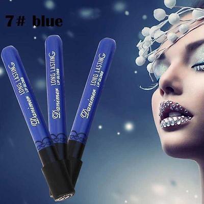 New Super Long Lasting Lip Pencil Makeup Matte Lipstick Lip Gloss Waterproof  S