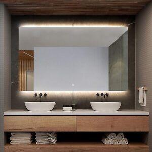 ENKI-BM008-LED-Bathroom-Mirror-Illuminated-Mirror-Lights-Switch-Wall-Mount-IP44