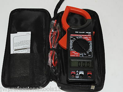 "AC/DC current 1000amp Digital Clamp Meter Reader 1-3/4"" LCD W/ a 4 Digit Reading"