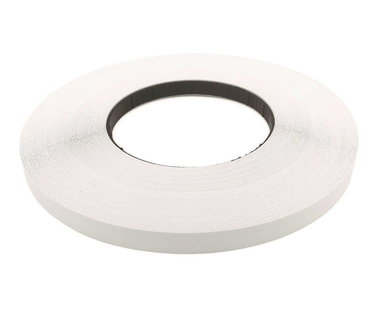 White Edge Banding 250 Ft Pregluded 7//8
