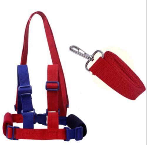 Kinder Sicherheit Anti-verlorene Strap Walking Harness Kleinkind Leine Gürtel