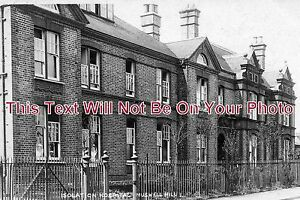LO-159-Isolation-Hospital-Muswell-Hill-London-6x4-Photo