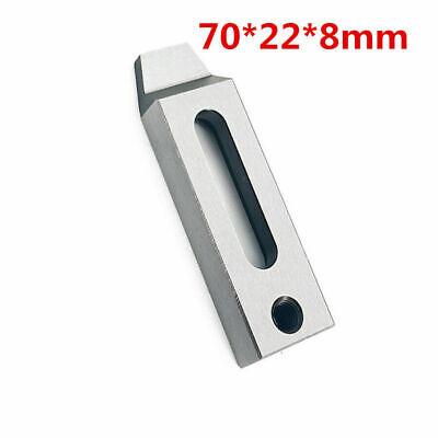 6PCS Wire EDM Jig Holder For Clamp 80x22x12mm M8 Thread CNC Machien Wire Cutter