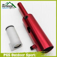 Paintball Tippmann Custom 98 Red Aluminum Power Tube+ Derlin Bolt