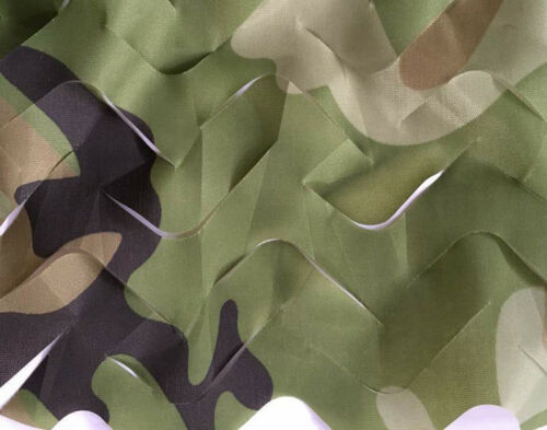 Military Camouflage Net Army Camo Net Car Covering Tent Hunting Blinds Netting