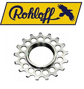 18t Steel Rohloff Speedhub Splined Sprocket