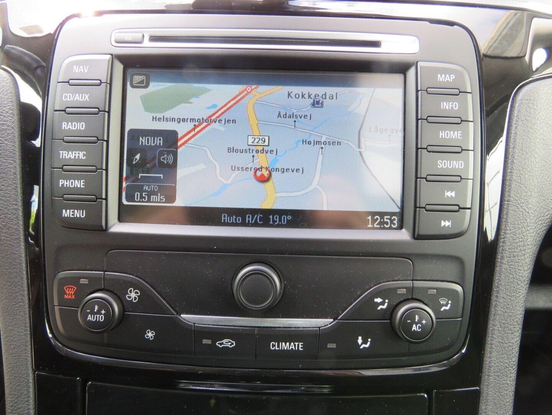 Ford S-MAX 2,0 SCTi 203 Titanium aut. - billede 7