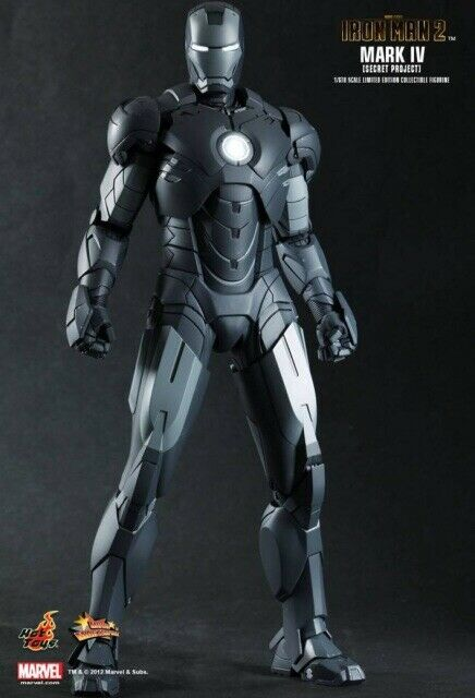 IRON MAN 2 Mark IV (SEGRET PROJECT)