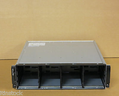 Dell Equallogic Ps4000 San Iscsi Virtualizzati Storage Array 2 X Modulo Di Controllo 8- 2019 Ultima Vendita Online Stile 50%