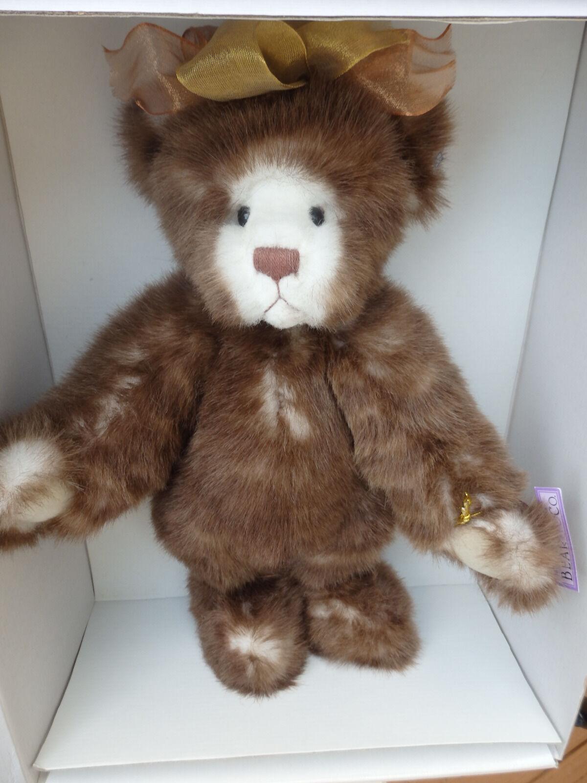 Annette Funicello Coco Bear Mohair  1363 of 7500 NIB