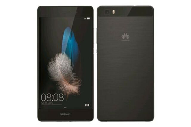 c94747f4cba Huawei P8 Lite ALE-L21 16GB 4G LTE Dual Sim Black Sim Free / Unlocked