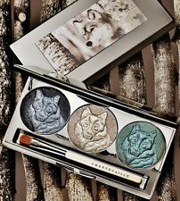 CHANTECAILLE PROTECT THE WOLVES EYE SHADOW TRIO MIRRORED PALETTE BRUSH EYESHADOW