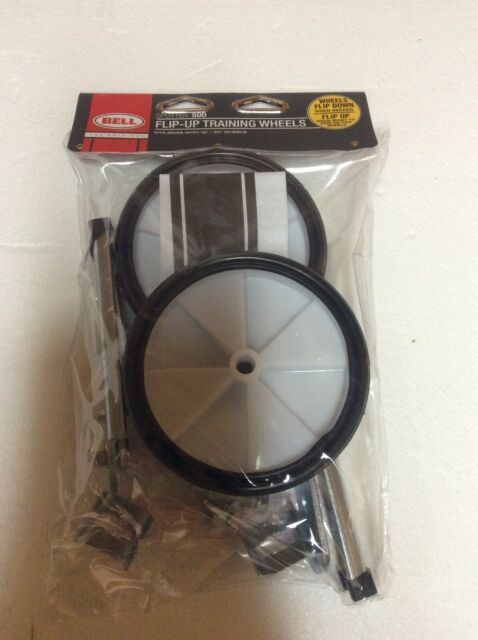 Bell Spotter 500 Adjustable Flip Up Training Wheels For 12 To 20 Inch Wheels For Sale Online Ebay