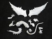 Tom Meier Thunderbolt Mountain Metal Miniatures : Battling Bronze Dragon Kit