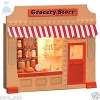 Diy Handcraft Miniature Project Dolls House European Mini Shop The Grocery Store