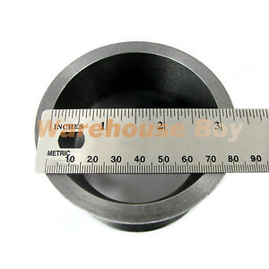 """Adapter 2.5"""" to 3"""" V-Band GT35 GT45 T4"""