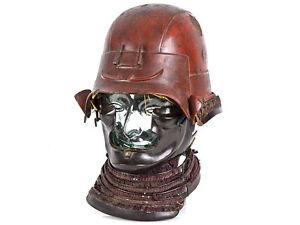 c1500-Japanese-Sengoku-Hachi-Helmet-Mempo-Face-Mask