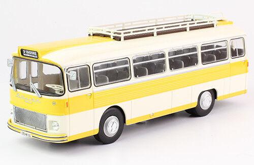 Bus SAVIEM SAVIEM SAVIEM SC 5P  1 43 New & Box diecast model  autobus dee04e