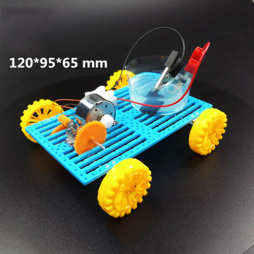 Feichao Magical Student Scientific Experiment Toy Salt Water Power Car Science