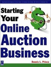 Starting Your Online Auction Business
